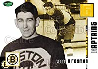 (CI) Lionel Hitchman Hockey Card 2003-04 Parkhurst Original Six Boston Bruins (base) 80 Lionel Hitchman