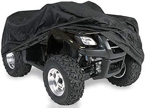 qualit/à premium. ATV 2000 mm misura L Telone di copertura per quad