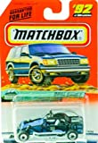 1998 - Mattel - Matchbox - #92 of 100 Vehicles - Dune Buggy - Mountain Cruisers Edition - Series 19 - New - Out of Production - Rare - Limited Edition - Collectible