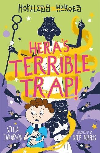 Download Hera's Terrible Trap (Hopeless Heroes) ebook