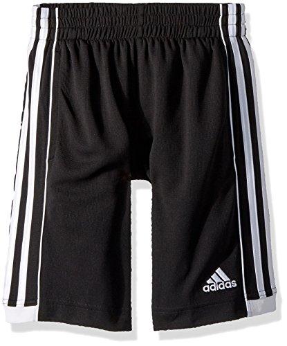adidas Men's Big Boys' Yrc Speed 18 Short, Mesh Black Adi, Large