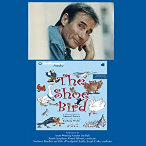 Jim Dale Talks About The Shoe Bird Speech