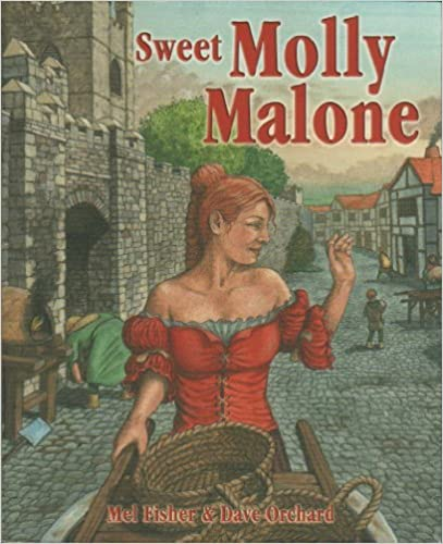 Book Sweet Molly Malone by Fisher Mel (2007-11-23)