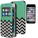 Best Bastex Iphone 6 Plus Wallet Cases - Bastex Heavy Duty Protective Case Cover - Teal Review