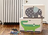 3 Sprouts Kids Toy Chest - Large Storage for Boys and Girls Room
