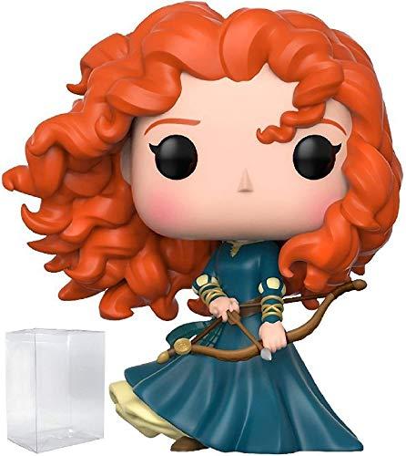 Disney Princess: Brave - Merida Funko Pop! Vinyl Figure (Includes Compatible Pop Box Protector Case)