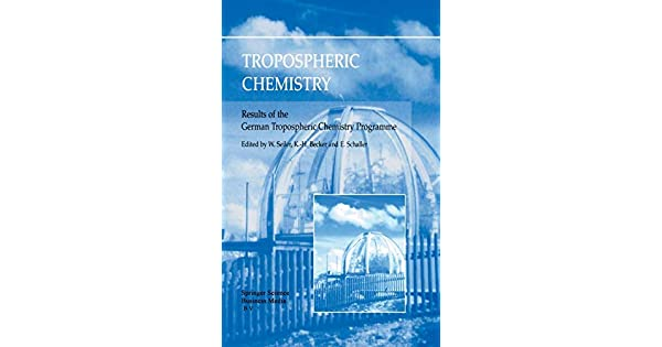 Tropospheric Chemistry: Results of the German Tropospheric Chemistry Programme