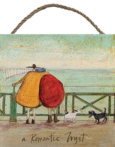 Sam Toft Quadro, Multi-Colour, 20 x 20 cm The Art Group EMB10798