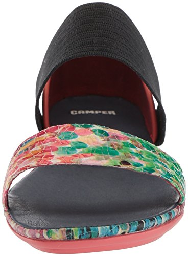 Flat Camper Nina Right Sandal Multi 21735 Women's 7fapfw