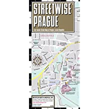 Streetwise Prague Map: City Center Street Map of Prague, Czech Republic