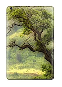 Durable Case For The Ipad Mini/mini 2- Eco-friendly Retail Packaging(standing Tall Over The Ridge) by lolosakes