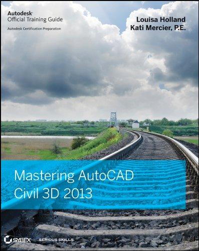 Download Mastering AutoCAD Civil 3D 2013 Pdf