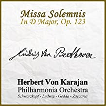 Ludwig van Beethoven: Missa Solemnis In D Major, Op. 123