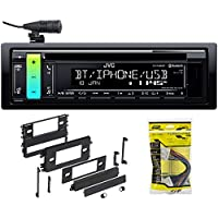 1990-1997 Mazda Miata MX-5 JVC CD Receiver w/Bluetooth/USB/AUX/iPhone/Android