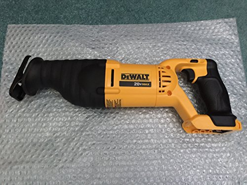bare cordless max reciprocating sawzall