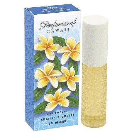 Perfumes of Hawaii - Hawaiian Plumeria Cologne Spray - 1.2oz.