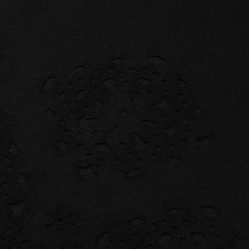 Giuntura Vestiti Felpe Tunica Tank shirt Nero T Top Sexy Canotta Manica Magliette Casual Donne Felpa Pizzo Girocollo Donna Canottiere Vest Estivi Elegante Weant 4qPTnpXw