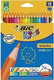 BIC Evolution Colores Cajilla