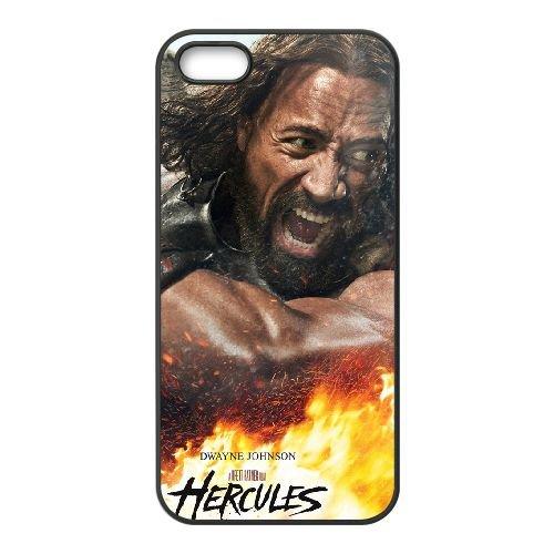 Hercules 1 coque iPhone 5 5S cellulaire cas coque de téléphone cas téléphone cellulaire noir couvercle EOKXLLNCD24353