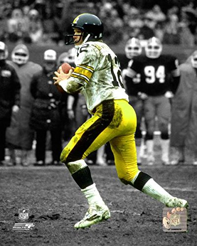 Pittsburgh Steelersterry Bradshaw 8X10 Photograph Picture