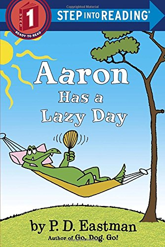 Aaron Lazy Step into Reading product image