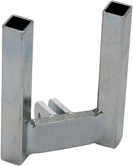 Twinny Load Bc 022076 Twinnyload Stabilisierungsbuchse 150mm Silber Auto