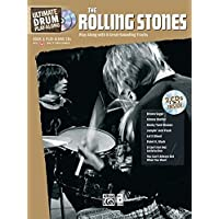 Ultimate Drum Play-Along: Rolling Stones +CD (Ultimate Play