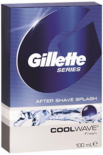 Gillette Series Aftershave Cool Wave 100 ml, 6er Pack (6 x 100 ml)