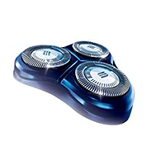 PHILIPS HQ8/51 S Shaver Replacement Heads for HQ7300/HQ7200/HQ7100 series by Philips