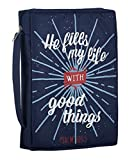 Set of 2 Good Things Bible Cover
