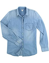 J.Crew Womens- Chambray Shirt (Multiple Sizes Available)