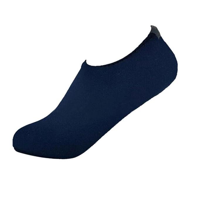 Tefamore Verano Calcetines de Buceo natación Calcetines para Hombres y Mujeres Zapatos de Playa, Calcetines, Zapatos Snorkel Nadar Zapatos Zapatos del ...