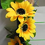 Calcifer-2-Sets-10236-Silk-Sunflower-Vines-Garland-Artificial-Flowers-Bouquet-for-Home-Garden-Room-Hotel-Party-Wedding-Decoration
