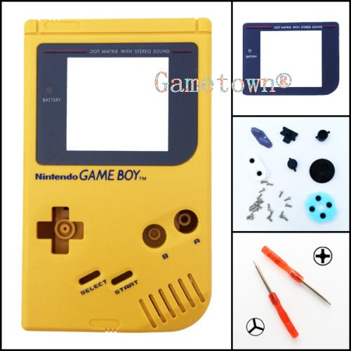 Gametown%C2%AE Screwdriver Nintendo Original Part Yellow product image