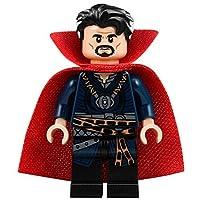 Minifigura de la guerra infinita de LEGO Marvel Super Heroes Avengers - Doctor Strange (76108)