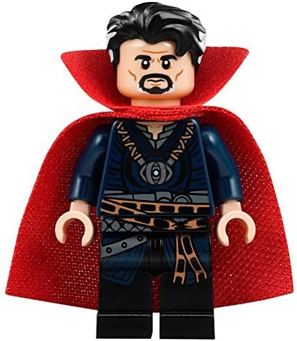 LEGO Marvel Super Heroes Avengers Infinity War Minifigure - Doctor Strange (76108)