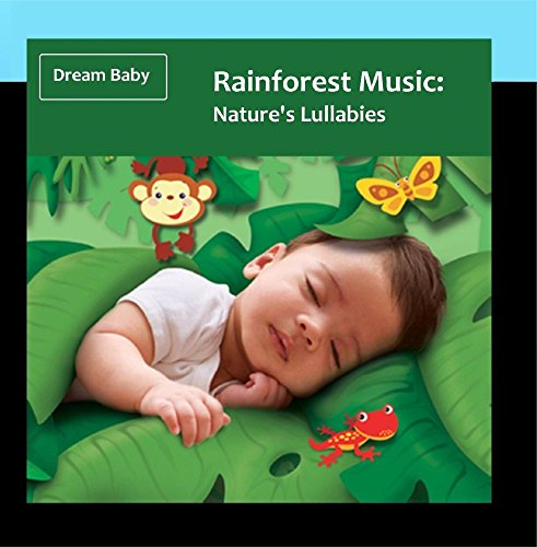 Price comparison product image Rainforest Music: Nature's Lullabies