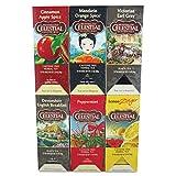 Celestial Seasonings Tea, Six Assorted Flavors, 25 Bags/Box, 150/Carton