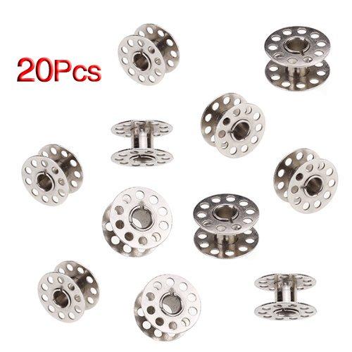 20 Stück Metall Spulenkörper Spule Startseite für Nähmaschine