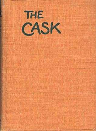 book cover of The Cask