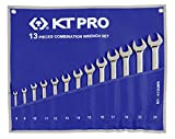 KT Pro Tools A1203MR 12-Point 13-Piece Combination Wrench