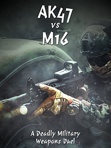 AK47 vs M16: A Deadly Military Weapons Duel (Best Duels Of The Planeswalkers)