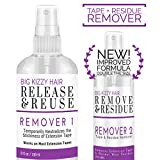 Release Tape Hair Extension Remover, Tested & Proven Fastest & Easiest Adhesive Remover