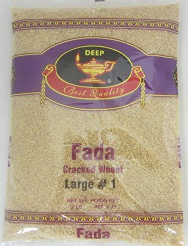 Deep Flour Cracked Wheat Fada 2lb -