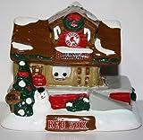 MLB Boston Red Sox 2012 Holiday Village