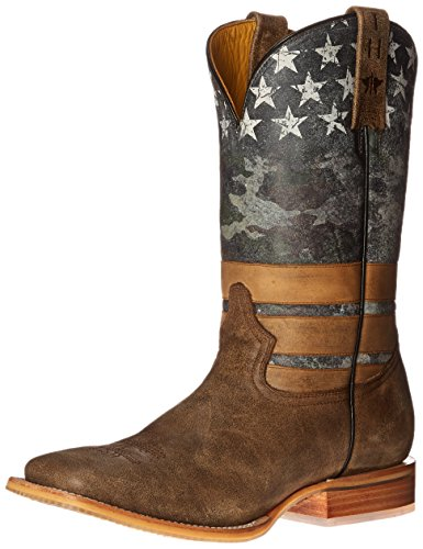 (Tin Haul Shoes Men's Freedom, Brown, 11 EE US)