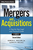Mergers and Acquisitions: A Step-by-Step Legal and Practical Guide (Wiley Finance)