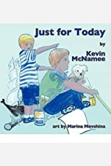 [ { JUST FOR TODAY - LARGE PRINT } ] by McNamee, Kevin (AUTHOR) Sep-05-2012 [ Paperback ] Paperback