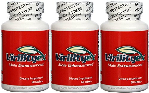 (3 BOX VIRILITY EX PILLS BOX - Natural Male)