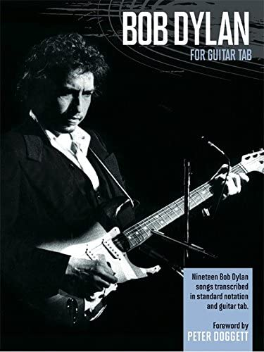 Bob Dylan: Guitar Tab Collection. Partituras para Acorde de ...